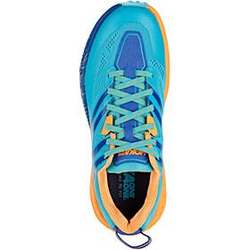 Hoka One One Speedgoat 3 Running Shoes Women Scuba Blue/Sodalite Blue